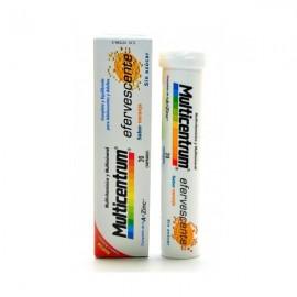 Multicentrum Efervescentes 20 comprimidos